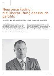 Interview J. v. Gottberg mit C. Scheier - FSF
