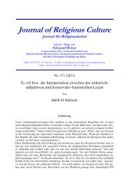 relkultur171.pdf - Goethe-Universität