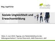 Mag. Ingolf Erler - bei abif