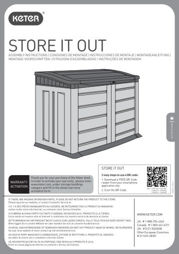 STORE IT OUT - Fonq.nl