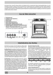 E-Herd Ariston HB10A - Akaflieg Graz