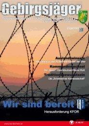 SCHUTZ & HILFE - Österreichs Bundesheer