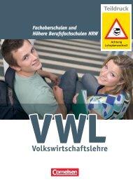 Teildruck - Cornelsen Verlag