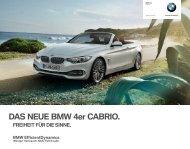 DAS NEUE BMW er CABRIO. - BMW Deutschland