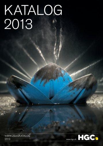WERKZEUGKATALOG 2013 - HG Commerciale