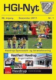 september 2011 - HGI Nyt