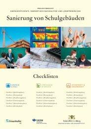 Checklisten für Schulgebäudesanierung - Unfallkasse Baden ...