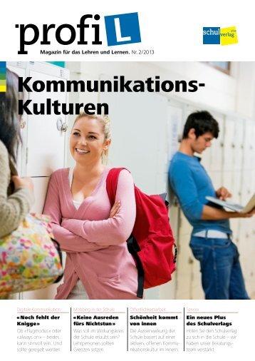 Kommunikations- Kulturen - profi-L
