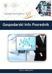 Gospodarski Info Posrednik - Hrvatska gospodarska komora