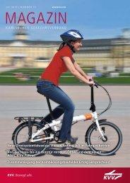 KVV-Magazin Nr. 72, Juli 2013 - KVV - Karlsruher Verkehrsverbund