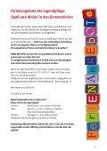 Ferientipp für die Sommerferien 2013 - Amelinghausen - Seite 5