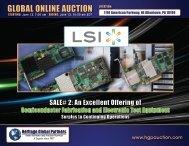 global online auction - Liquidation Auction - Equipment Auctions ...