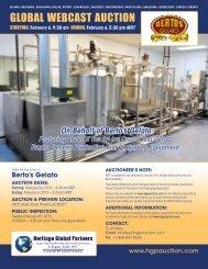 Auction Brochure - Liquidation Auction - Equipment Auctions| HGP ...