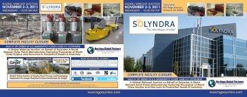 november 2-3, 2011 november 2-3, 2011 - Liquidation Auction ...