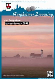 Nr. 254 - Handels- und Gewerbevereinigung Burgheim