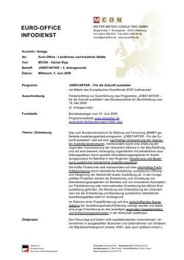 KI_Kurzinfo 5. Antragsrunde - HGV Schneverdingen