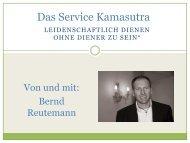 Referat von Bernd Reutemann