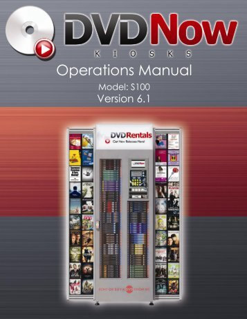 Dvdnow Operations Manual - Cereson