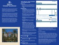 Understanding Your Vacation Ownership Statement - Hilton Grand ...