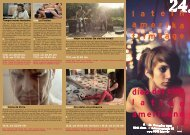 días del cine latino americano filmtageamerikalatein - 3001 Kino