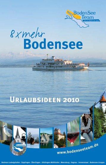 Bodensee 8 x mehr - Toubiz