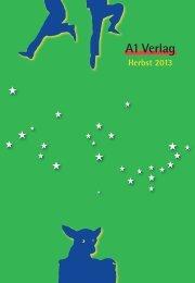 aktuelle Vorschau - A1 Verlag
