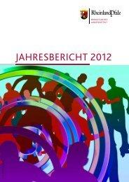 Jahresbericht 2012 - Bildungsserver Rheinland-Pfalz