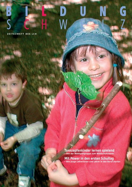Ausgabe 14 | 2002 (PDF 818 KB) - LCH