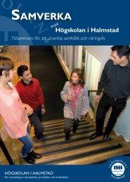 SAMVERKA - Högskolan i Halmstad