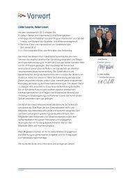 Jahresbericht 2012 des bvv - Bayerischer Volkshochschulverband