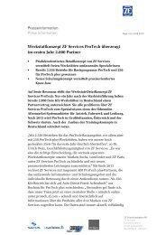 Pressetext herunterladen (PDF, 151 KB) - ZF Friedrichshafen AG
