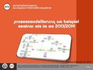 04 Prozessmodellierung - Bauhaus Cs Uni Magdeburg - Otto-von ...