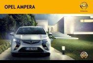Katalog Opel Ampera