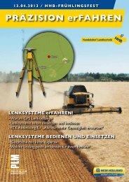 PRäzision erFAHRen - Handelshof Landtechnik GmbH