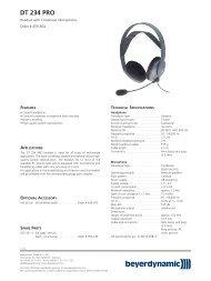 DAT_DT234PRO_EN_A3.pdf (231.67 KB) - Beyerdynamic