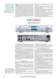 HHB CDR882