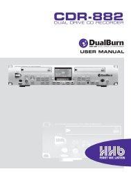 CDR-882 - HHb