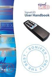 User Handbook - HHb