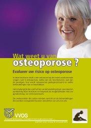 Wat is osteoporose?