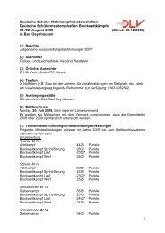Deutsche Schüler-Mehrkampfmeisterschaften Deutsche ...