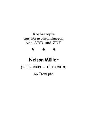 Nelson Müller - Hhollatz.de