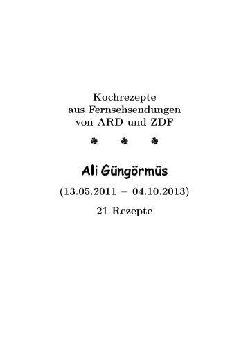 Ali Güngörmüs - Hhollatz.de