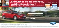 Ford Focus Turnier EcoBoost Angebot - Autohaus am Hingberg