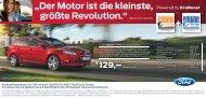 Ford Focus Turnier EcoBoost Angebot - Autohaus am Hingberg