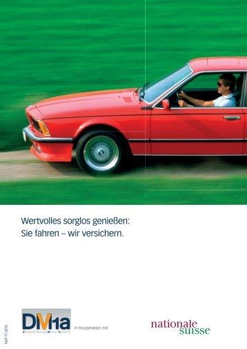 DVM1a Prospekt-oz8 s1-5.indd - Der BMW 6er Club