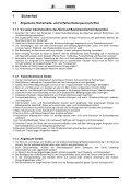 BETRIEBSANLEITUNG - Bauer - Page 6