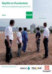 BayWa im Kundentest. - BayWa AG