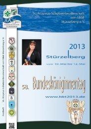 Sonntag - 12. Mai 2013 - Bundesköniginnentag 2013 in Stürzelberg