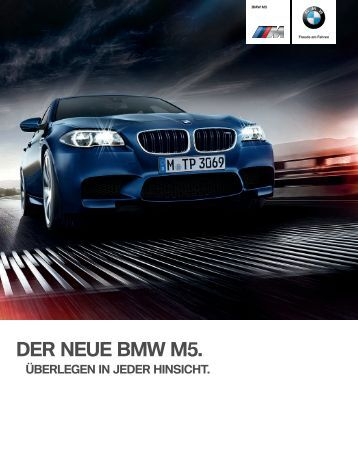 Katalog (PDF, 9,78 MB) - BMW.com