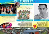 Einladungsflugblatt - FG BRD-Kuba eV Essen